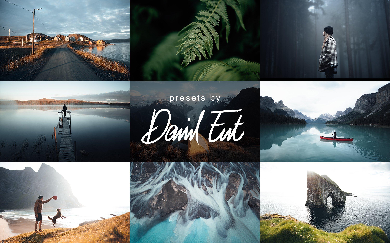 Gumroad Presets by Daniel Ernst