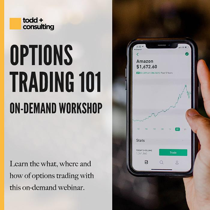 Todd Capital – Options Trading 101