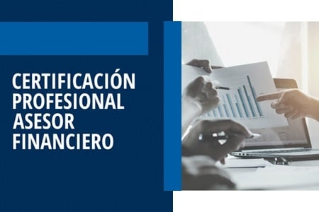 Certificación profesional Asesor financiero
