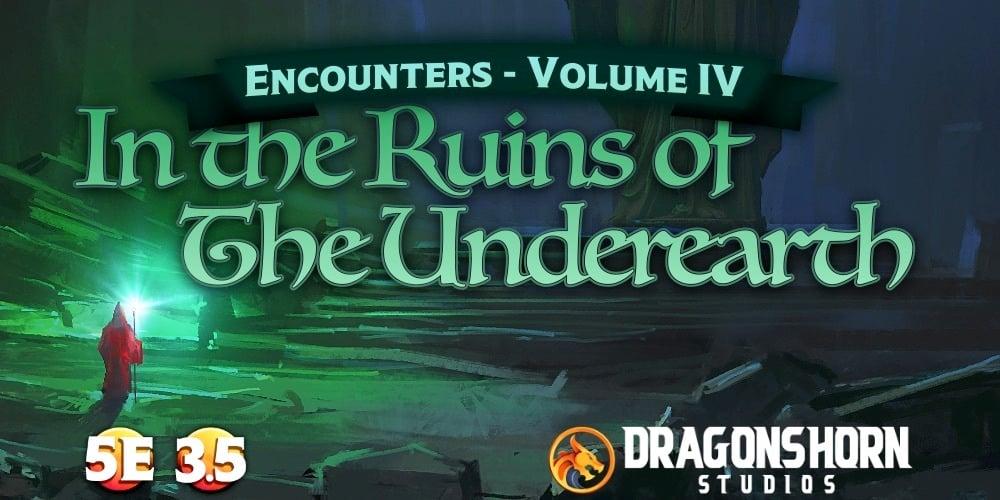 Dragonshorn Tales: Encounters 3